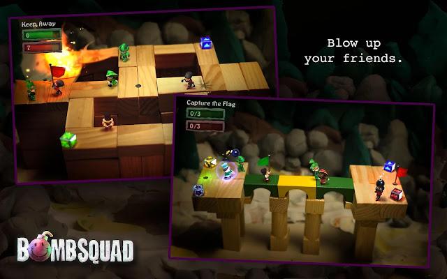 لعبة الاكشن BombSquad Pro v1.4.141 كاملة للاندرويد (اخر اصدار)
