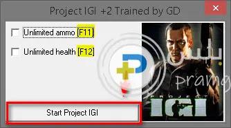 شفرات لعبة IGI