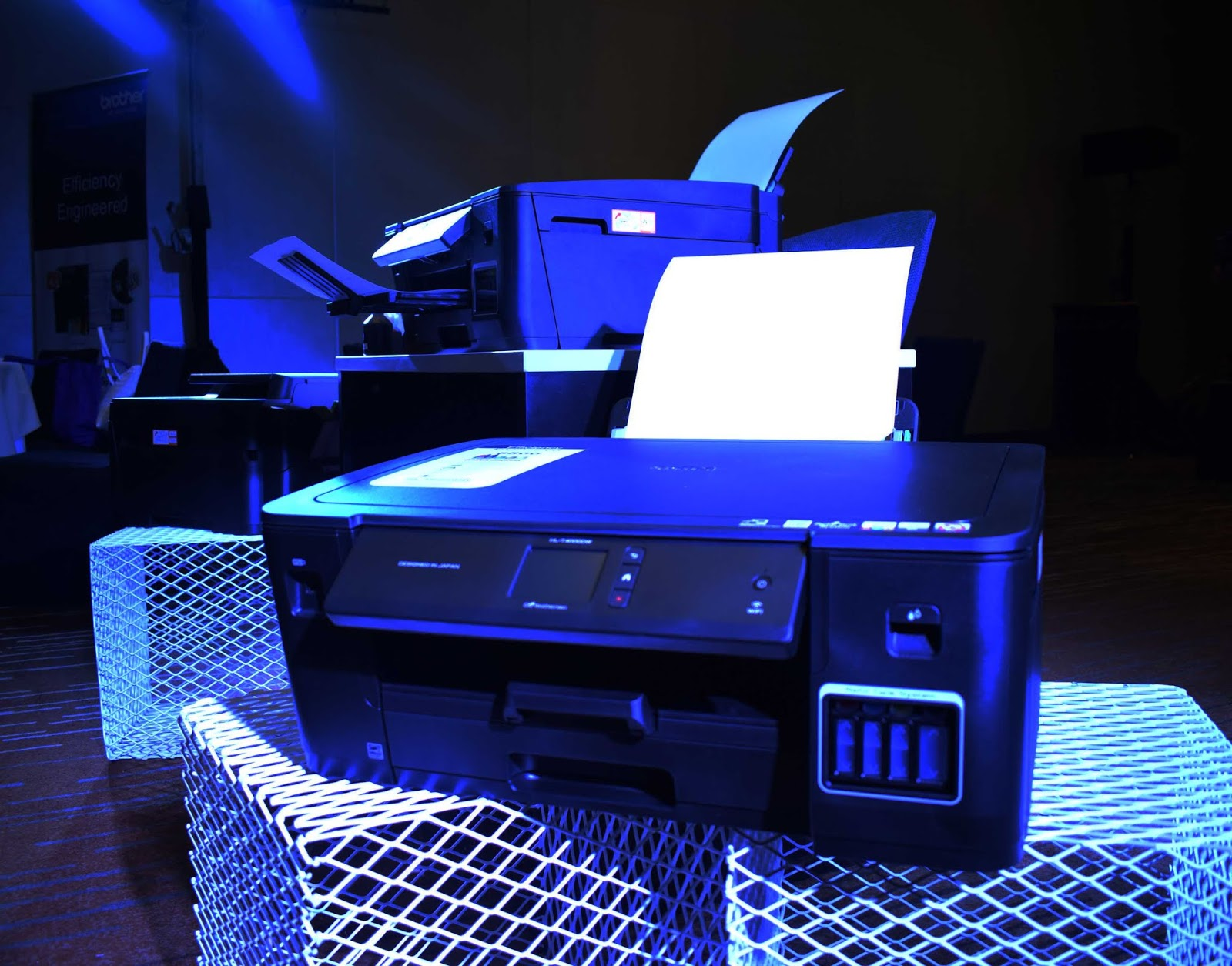 Brother Philippines Unveils newest A3 Inkjet Printer Series