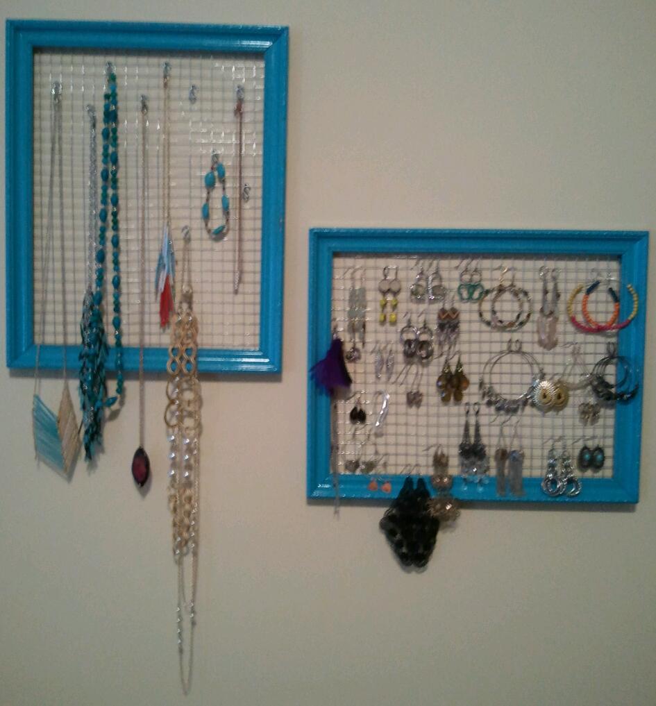 My Jewelry Box Diy Jewelry Organizer