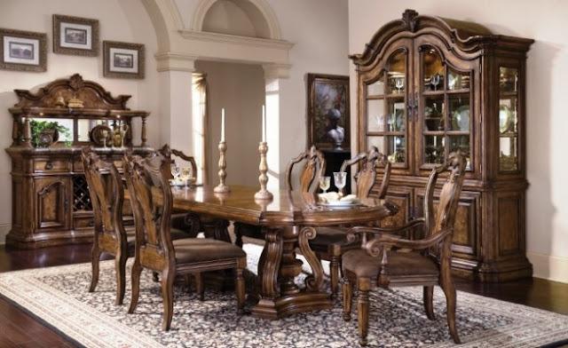 fine traditional dining room furniture sets sale
