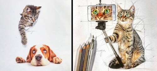 00-Funny-Animal-Drawings-Guanyu-www-designstack-co
