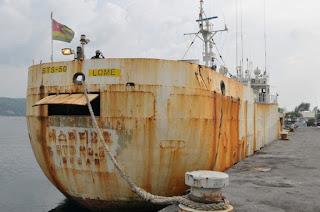 Kisah Pelarian Kapal Andrey Dolgov (STS-50), Kapal Buronan Interpol Yang Tertangkap Di Indonesia