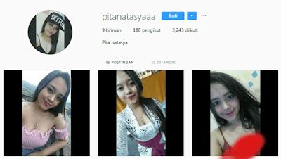 pita natasya akun instagram wanita dengan service baik untuk daerah sidoarjo