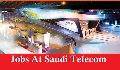 Jobs At Saudi Telecom Company