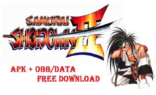 Download Samurai Shodown 2 APK + OBB Data for Android