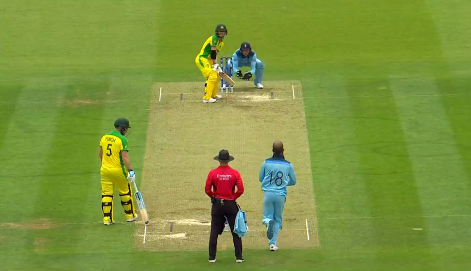 Australia Vs England 2nd Semi Final Icc World Cup Highlights
