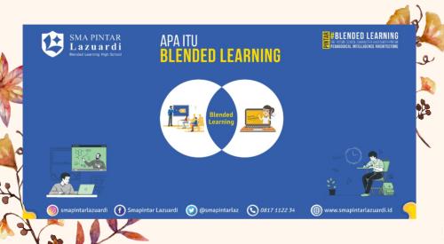 konsep blended learning