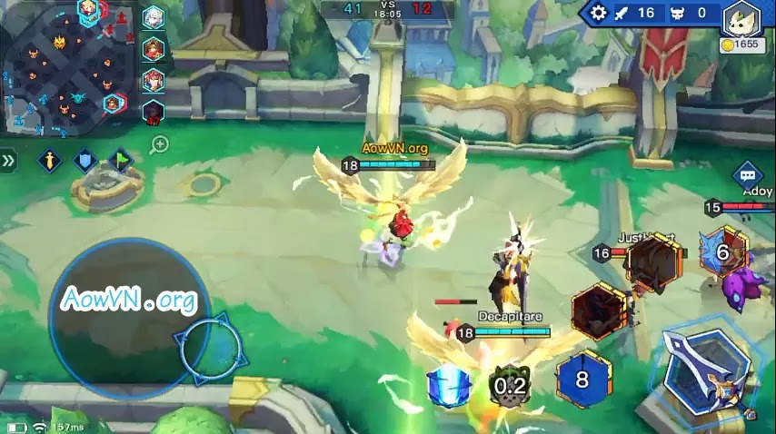 AowVN.org moba anime%2B%252817%2529 - [ HOT ] Moba Anime 2 - Light X Shadow | Android IOS - Game MOBA cực hay , đồ họa đẹp