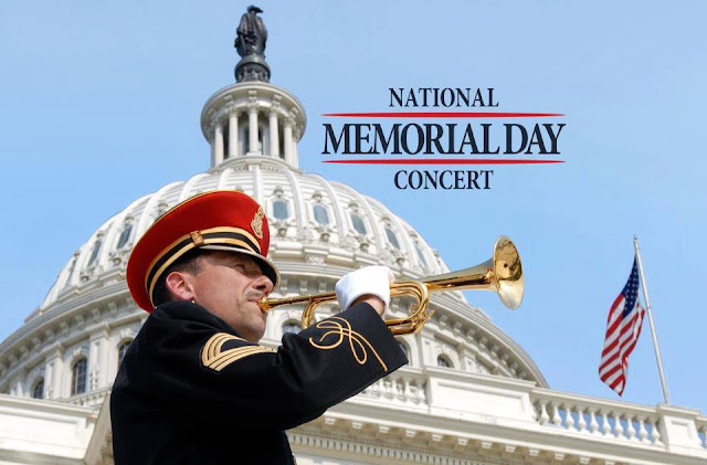 National Memorial Day concert to air on May 27 on PBS