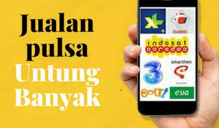 Tips berjualan Pulsa Handphone