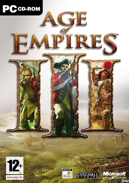 Age of Empires III - PC Full - Portada