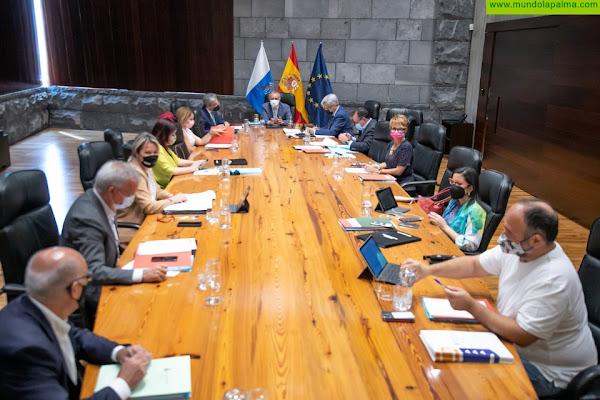 El Gobierno de Canarias aprueba un proyecto de mejora del tratamiento de aguas en Los Llanos y El Paso, en la Isla de La Palma