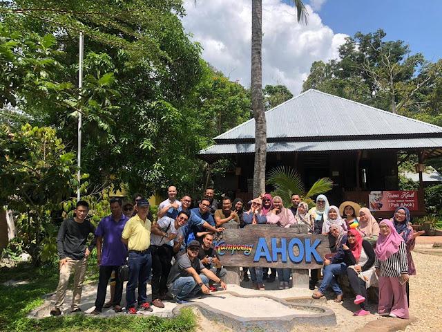 Hari 2 : Pulau Belitung Dikenali Negeri Laskar Pelangi