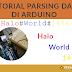 Parsing Data di Arduino - Memisahkan Data Serial
