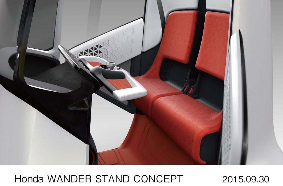 61919 Honda Wander Stand Concept Η Honda θα παρουσιάσει το S660, ενα λιλιπούτειο διθέσιο roadster με 63 άλογα από μολις 658 κ.εκ