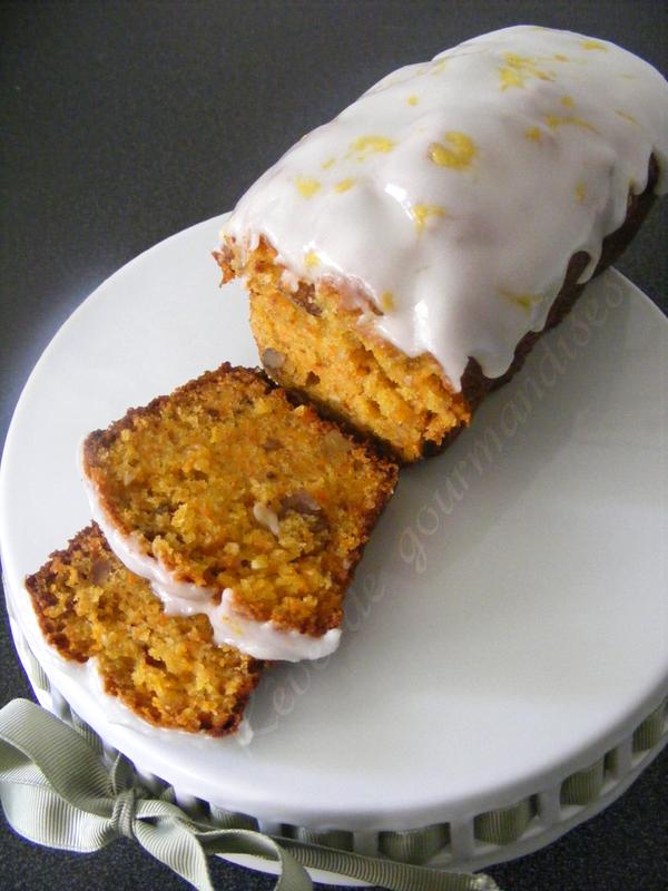 Carrot Cake Sans Gluten Vegan