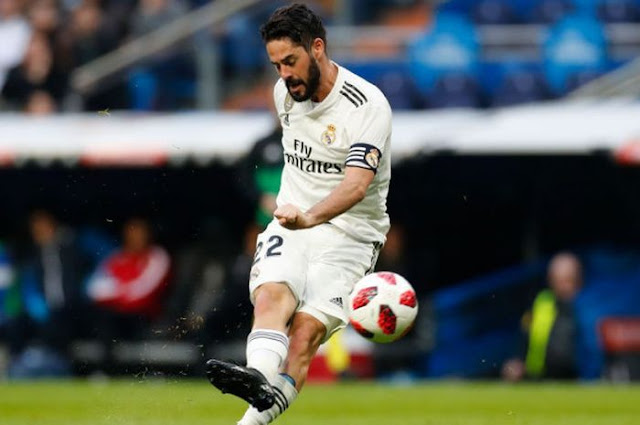 Isco from Real Madrid, Chelsea, N'Golo Kante, Frank Lampard , seport news,