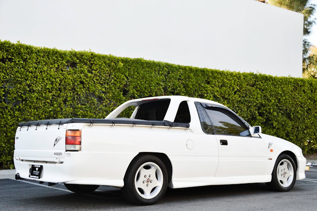 Holden Ute for Sale in California from Toprank Impoters