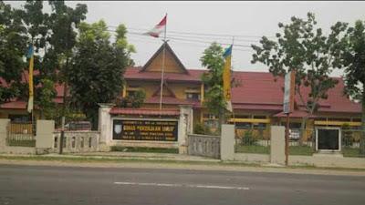 Salah Seorang Kabid PUPR Enggan Dikonfirmasi Oleh Pihak Media Terkait Masalah Alat, Ada Apa?.