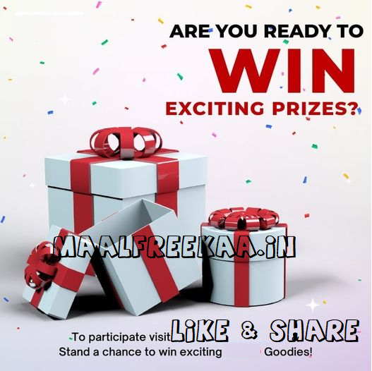 Register to Win Free Goodies from Giveaway