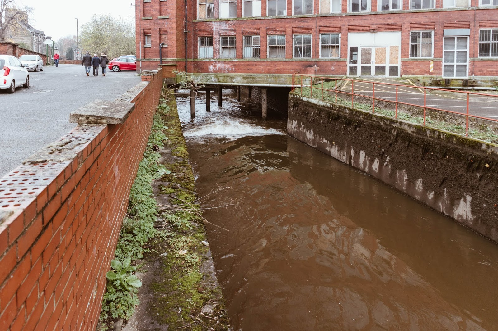 Belper Floods, 2019 Derbyshire Floods, Flooding, Belper River Gardens, Blog, Belper Mill, North Mill, Derbyshire Flooding, East Midlands Flooding, Midlands Flooding,