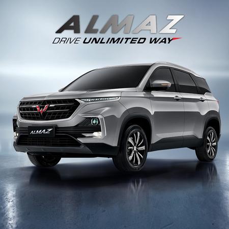 Wuling Almaz | Harga Kredit Promo DP Cicilan 2019