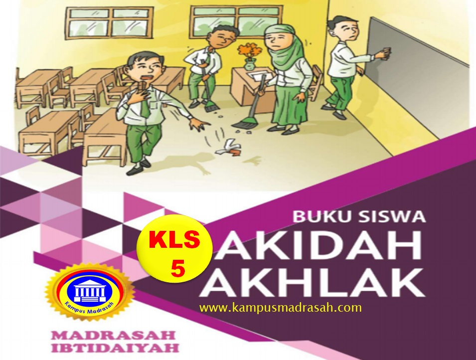 Soal PAS Akidah Akhlak Kelas 5 SD/MI Semester 1