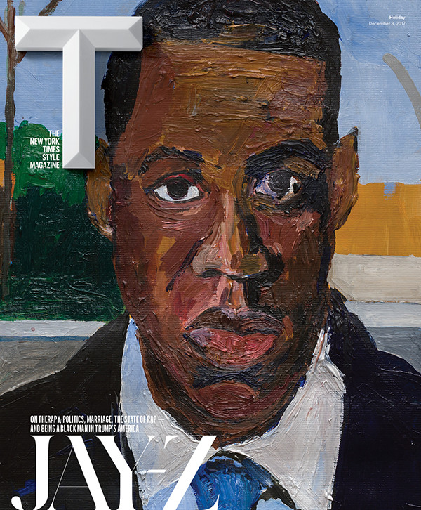 JAY-Z discusses Race, Therapy & his Mom being Gay as he covers The New York Times Style Magazine