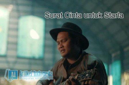 Chord Kunci Gitar Surat Cinta untuk Starla by Virgoun