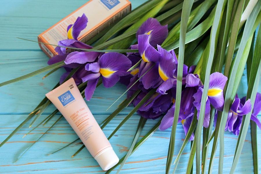 Тональный крем Eye Care Cream Foundation with SPF 25 #1283 beige / обзор, отзывы
