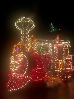 Main Street Electrical Parade Disneyland Train