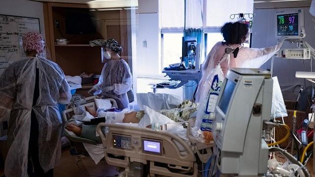 Πόσοι ασθενείς με κορωνοϊό νοσηλεύονται στα νοσοκομεία της Αργολίδας