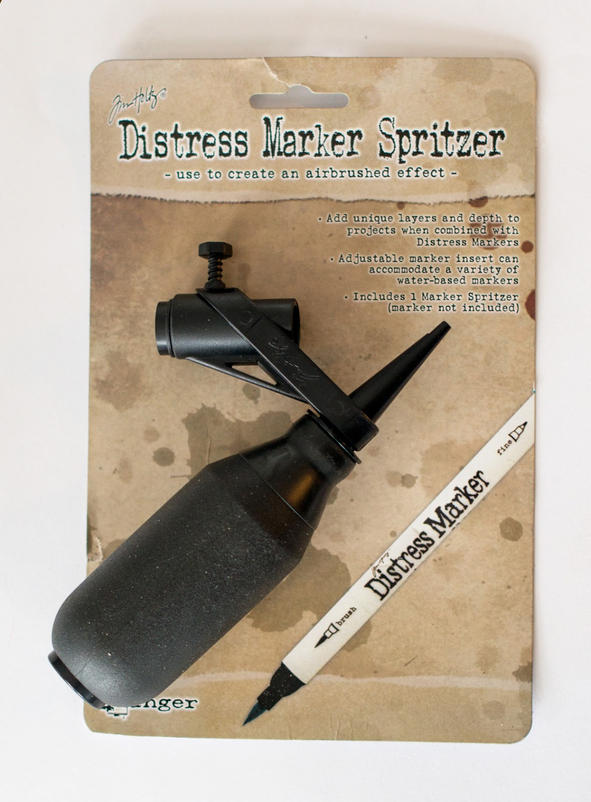 Distress Marker Spritzer