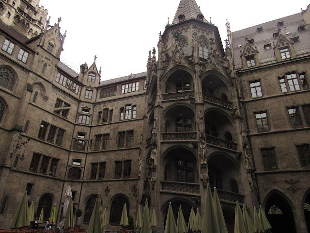 O que ver em Munique Marienplatz