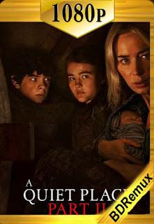 Un lugar en silencio: Parte II (2021)[1080p Remux] [Latino-Inglés] [Google Drive] chapelHD