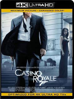 007: Casino Royale (2006) 4K [UHD HDR] Latino [Google Drive] Panchirulo