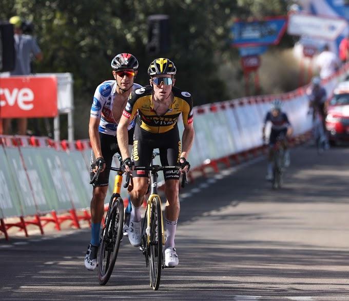 Las fotos de la 14ª etapa de la Vuelta a España - Fotos Ciclismo González