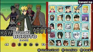 (Nouveau) Comment Télécharger Boruto sur PPSSPP Android | Naruto PSP