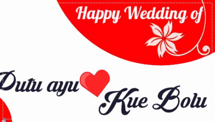 Video Undangan Pernikahan dan Pesta
