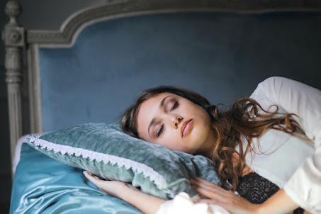 Use silk or satin pillowcases