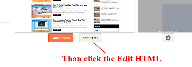 How to Add Meta Tags in Blogger