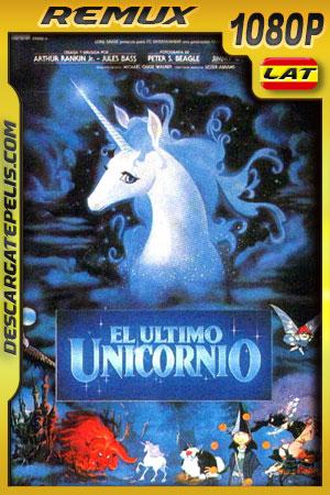 El ultimo unicornio (1982) 1080p BDRemux Latino – Ingles