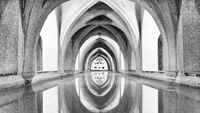 Cistern Reservoir Water Storage; Pixabay user Free-Photos
