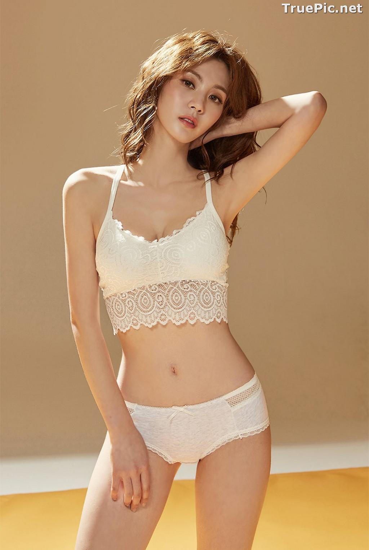 Image Korean Fashion Model – Lee Chae Eun (이채은) – Come On Vincent Lingerie #7 - TruePic.net - Picture-2