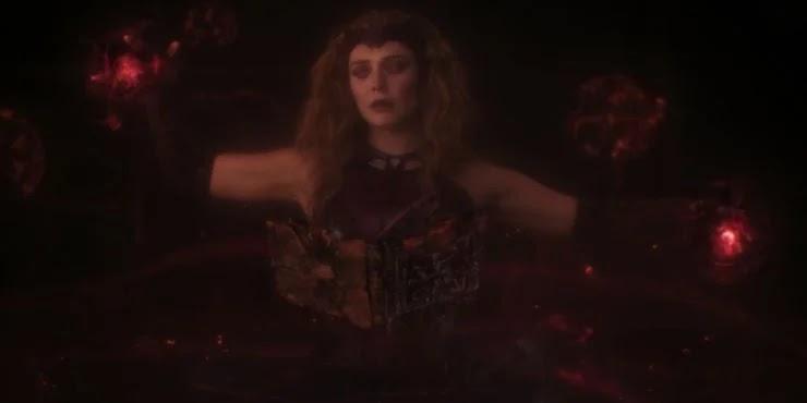 «Ванда/Вижн» (2021) - все отсылки и пасхалки в сериале Marvel. Спойлеры! - 107