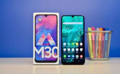 Harga 2 Jutaan, Inilah Kelebihan Samsung Galaxy M30