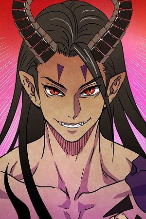 Devil Down Under Manga