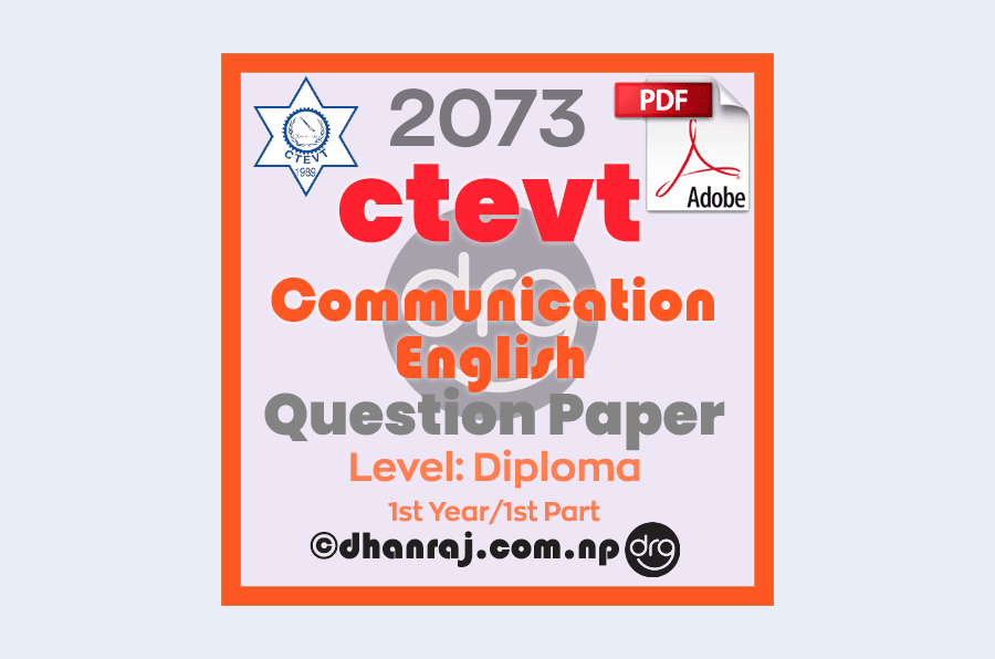 Communication-English-Question-Paper-2073-CTEVT-Diploma-1st-Year-1st-Part