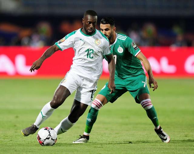 تشكيل الجزائر والسنغال المتوقع لمباراة نهائي كاس امم افريقيا 2019 اليوم